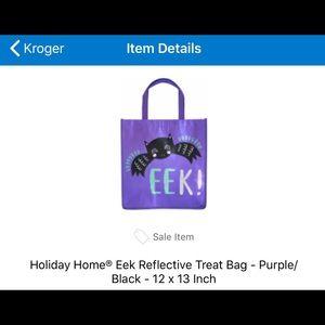 other monogrammed halloween bags